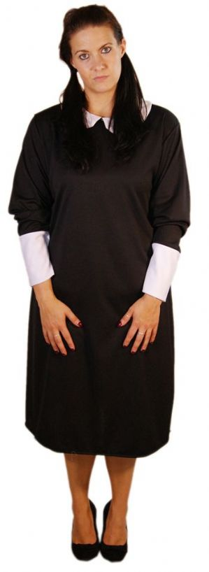 Wednesday Plus Size Halloween Costume